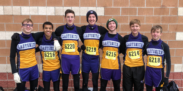 Boys Cross Country Team Heads to State