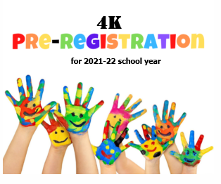 4K Pre-Registration for 2021-22