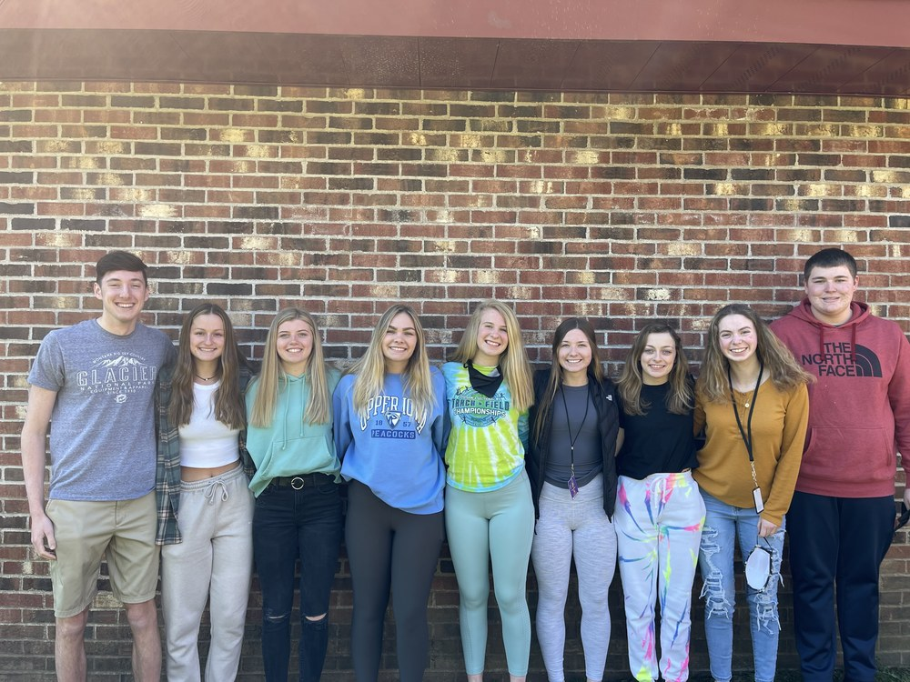 2021 New Ladysmith Honor Society Members