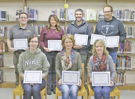 LMHS LEEF Award Winners